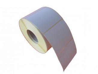 Étiquettes thermiques Linerless 58x99x40, 65 m, 24 rouleaux