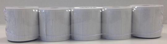20 rouleaux EC 57x57x12, 50 m, avec modalités de prélèvement SEPA imprimées sans phénol (BPA,BPC,BPS)