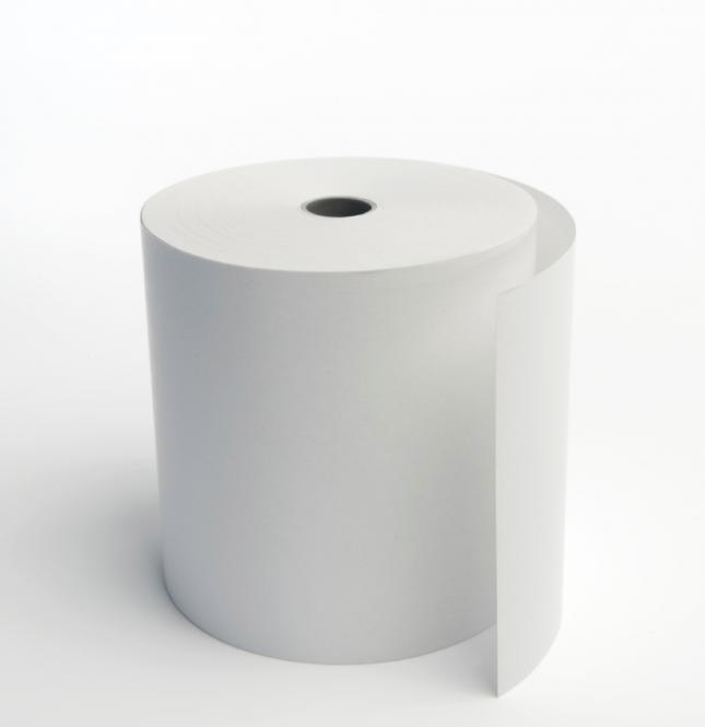 20 rouleaux EC 57x30x12, 10 m, sans bisphénol-A (BPA), avec modalités de prélèvement Ingenico SEPA imprimées